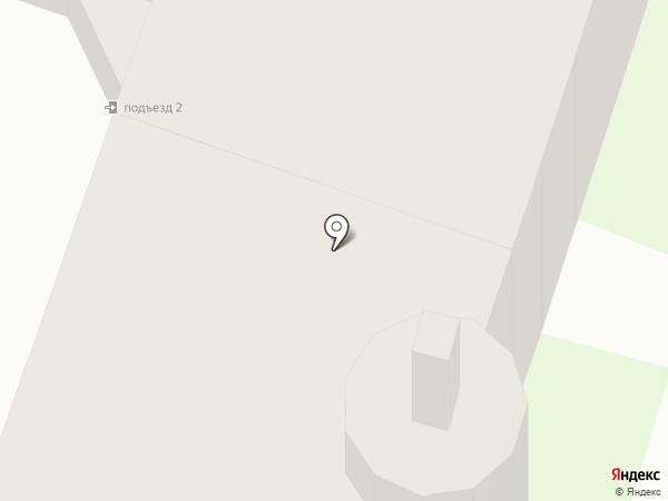 Удома на карте Тобольска