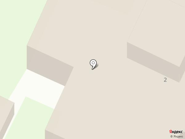Ладейный на карте Тобольска