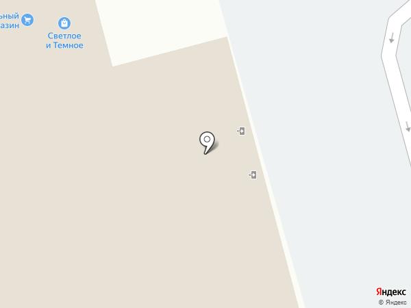Магазин мягкой мебели на карте Тобольска