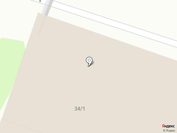Восток Авто на карте Тобольска