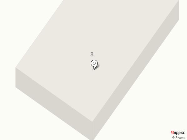 Кристалл на карте Тобольска