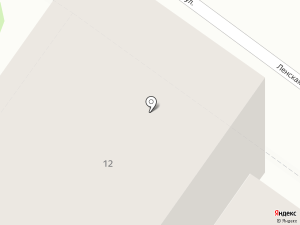 Профи на карте Тобольска