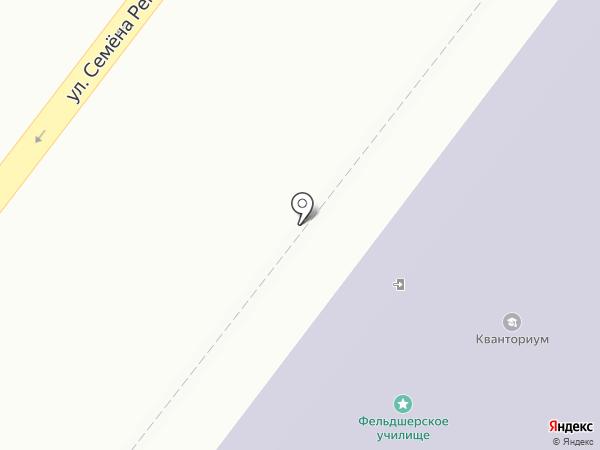 Центр инклюзивного образования и практики на карте Тобольска