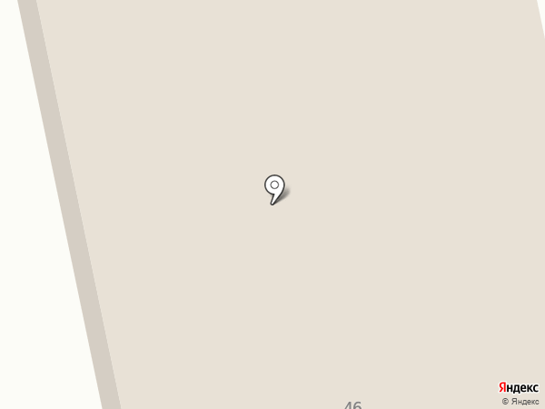 АНИ на карте Тобольска