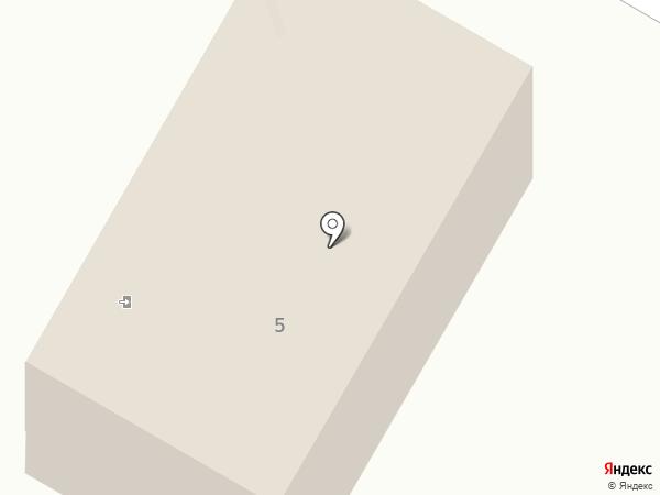 Сузге на карте Тобольска