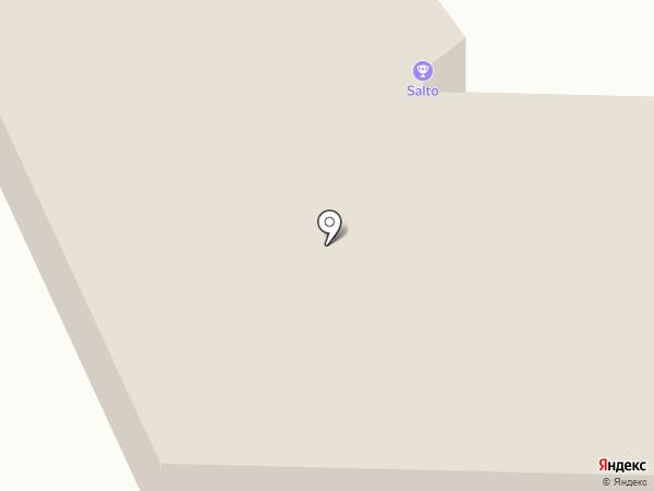 SALTO на карте Тобольска