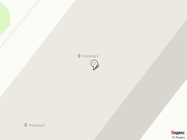 Палитра на карте Тобольска