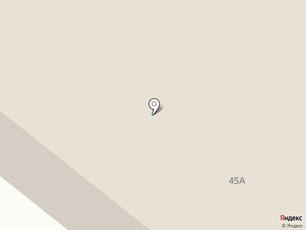 Охрана МВД России по Тюменской области на карте Тобольска