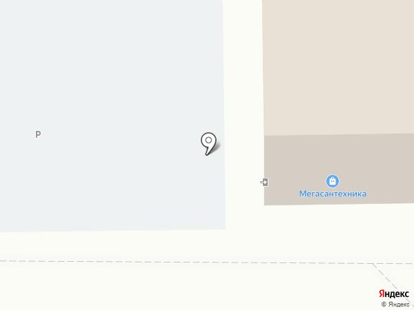 Новый дом на карте Тобольска