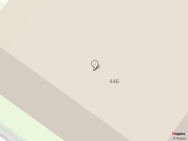 Тобольская автомобильная школа ДОСААФ России на карте Тобольска