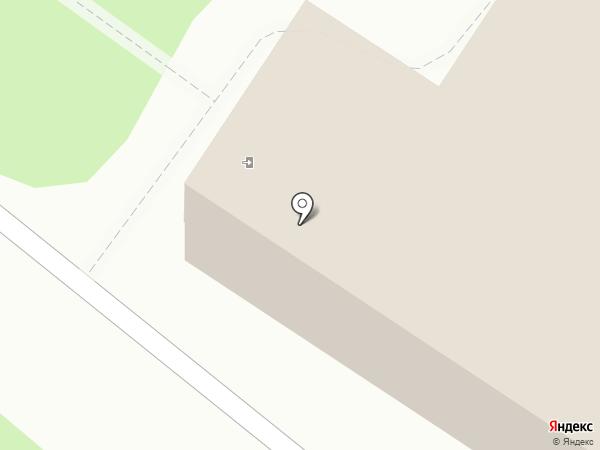 Отдел военного комиссариата по г. Тобольск и Тобольскому району на карте Тобольска