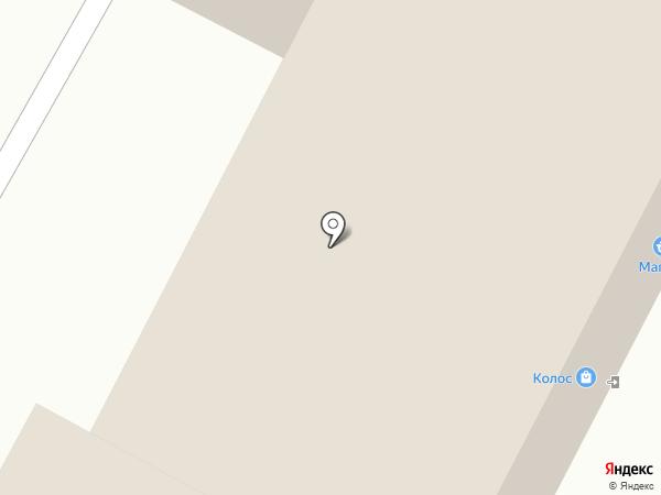 АБВ на карте Тобольска