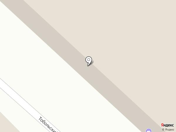 Сайрос-Дизайн на карте Тобольска