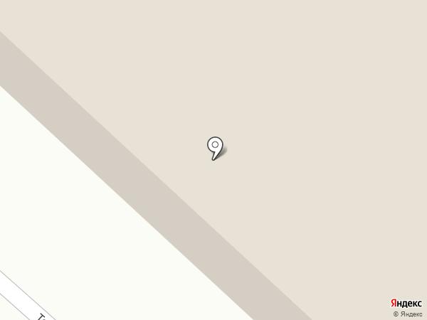 Монолит на карте Тобольска