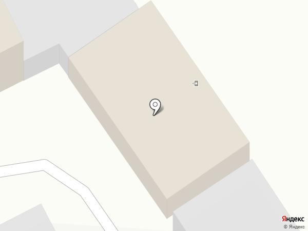 Грант на карте Тобольска