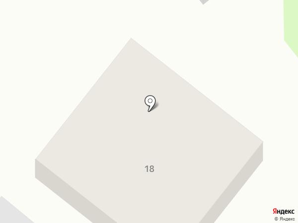 РСК на карте Тобольска