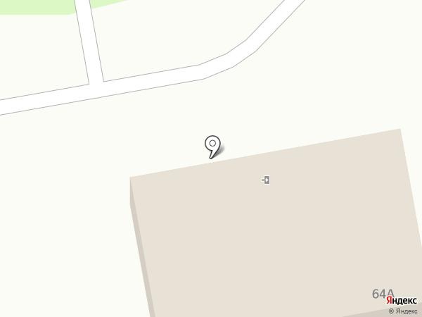 Уралочка на карте Тобольска
