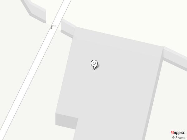 Дорожник на карте Тобольска