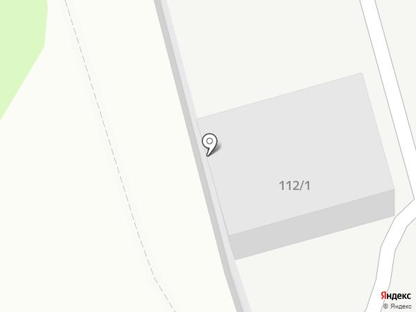 Тобольский Гормолзавод на карте Тобольска