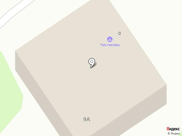 Дрим Групп на карте Тобольска