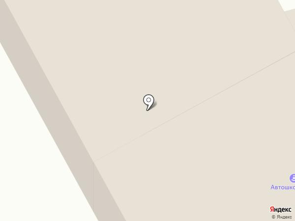 Бета на карте Тобольска