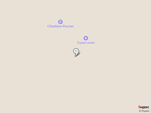 Магазин бытовой химии на ул. 7-й микрорайон на карте Тобольска