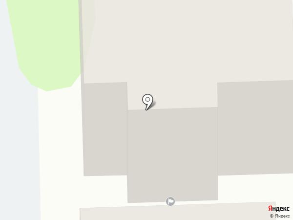 Уголовно-исполнительная инспекция по г. Тобольску на карте Тобольска
