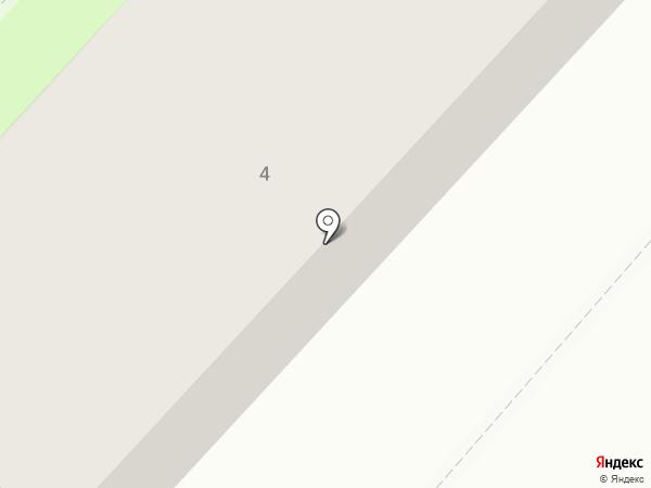 Кедръ на карте Тобольска