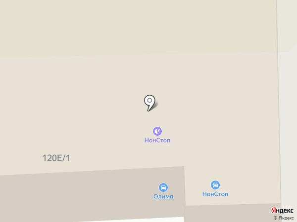 НонСтоп на карте Тобольска