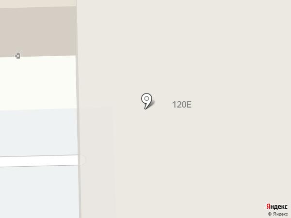 Горыныч на карте Тобольска