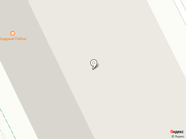 Мандарин на карте Тобольска