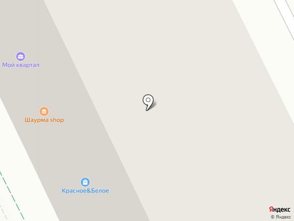 У Кобы на карте Тобольска