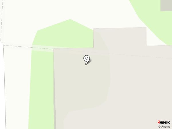 Ремонтно-сервисная мастерская на карте Тобольска