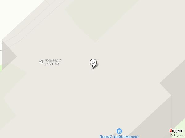 Спутник ТВ на карте Тобольска