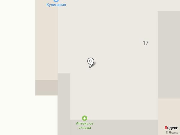 Нефтехимик на карте Тобольска