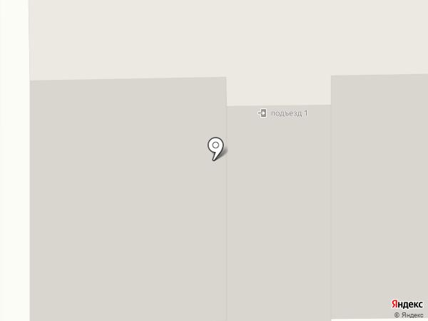 Бастет на карте Тобольска