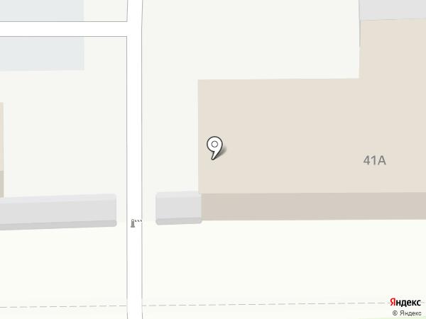 Автостоянка на ул. 7а микрорайон на карте Тобольска