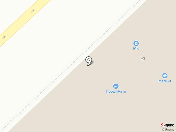 ZEFIR на карте Тобольска