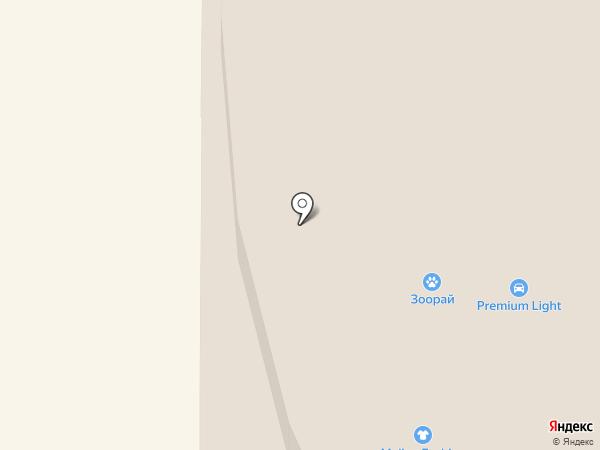 Сударушка на карте Тобольска