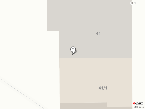 Золотой Теленок на карте Тобольска