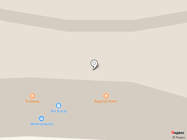 Burger`s house на карте Тобольска