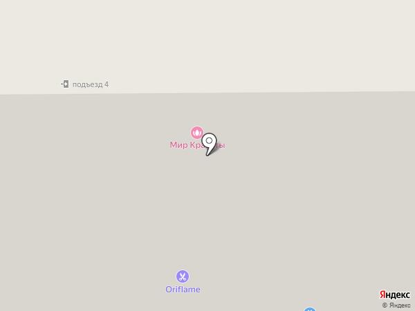Пифкоff на карте Тобольска