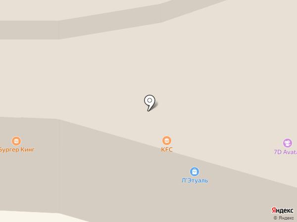 Ginza на карте Тобольска