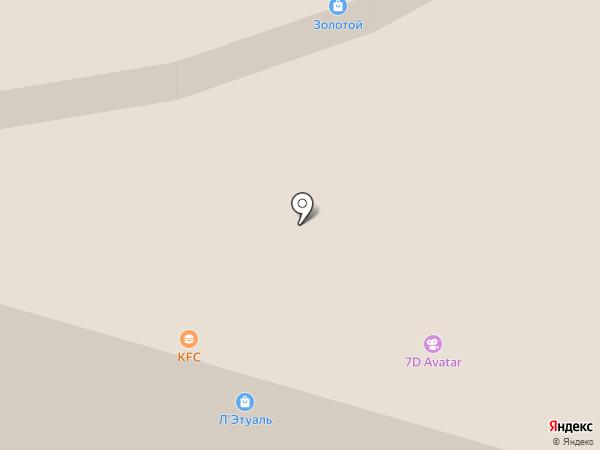 7D AVATAR на карте Тобольска
