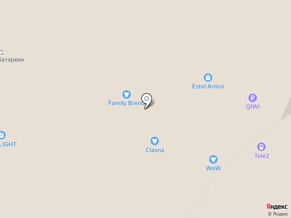 TUGI на карте Тобольска