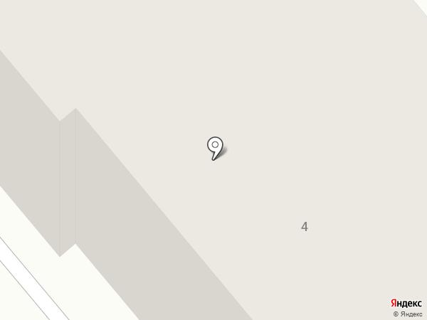 Новострой на карте Тобольска