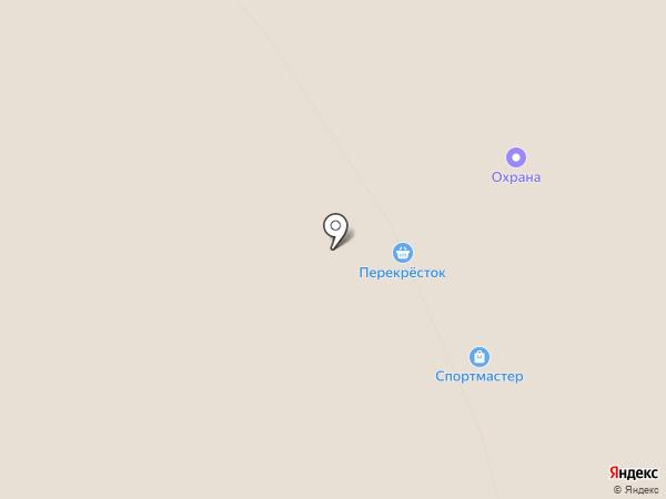 Спортмастер на карте Тобольска