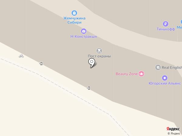 LANCMAN SCHOOL на карте Тобольска