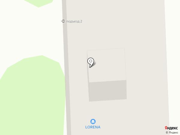 Феличита на карте Тобольска