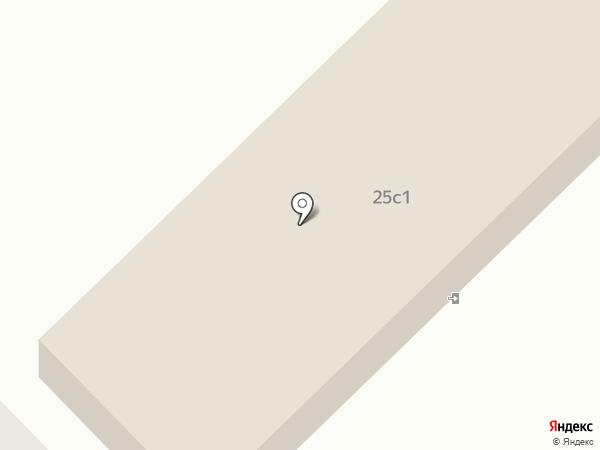Джинн на карте Тобольска